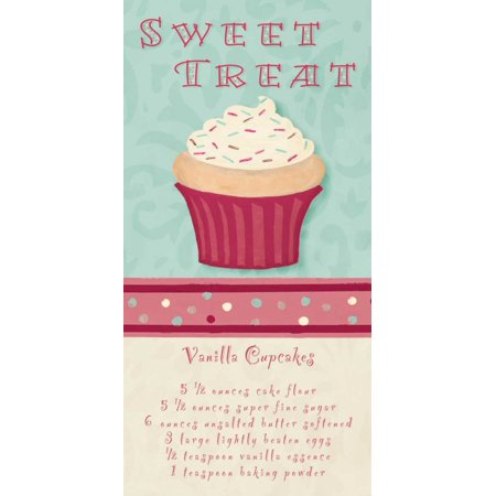 Sweet Treat Stretched Canvas - Tiffany Hakimipour (24 x 48)