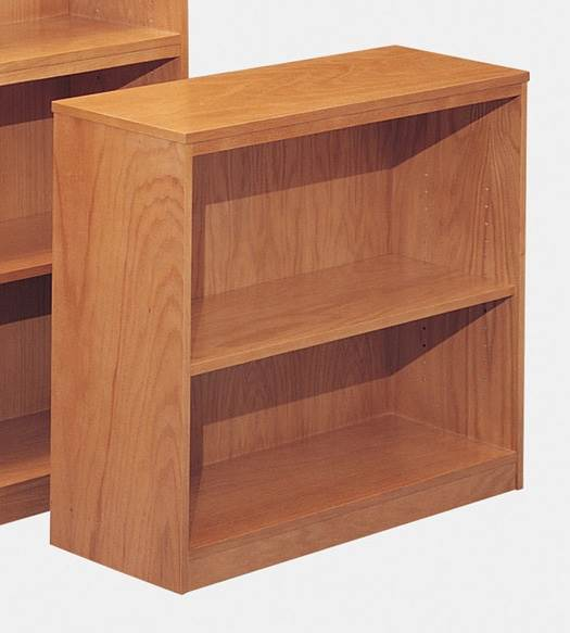 Congress Bookcases Bookcase (Natural Oak, 36 W x 12 D x 30 H (55 lbs.))