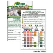 Acustrip AcuestT1 15501 Antifreeze Coolant Test