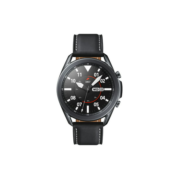 SAMSUNG Galaxy Watch 3 45mm Mystic Black BT - SM-R840NZKAXAR