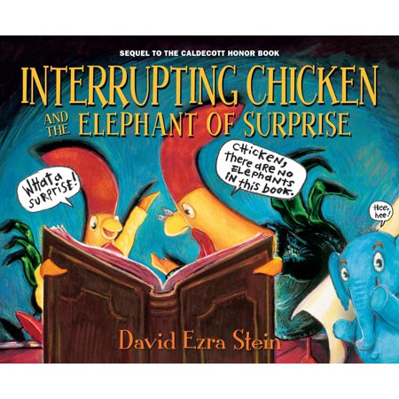 - Interrupting Chicken and the Elephant of Surprise (Hardcover)