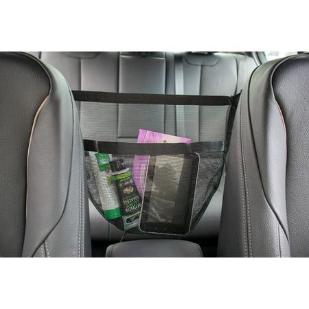 Car Purse Pouch Car Accessory Caddy Storage Organizer (1) (Juventus Car Accessories)