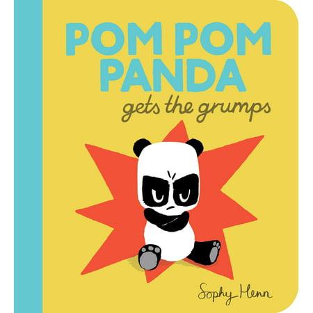 Pom Pom Panda Gets the Grumps](Klutz Pom Pom Puppies)