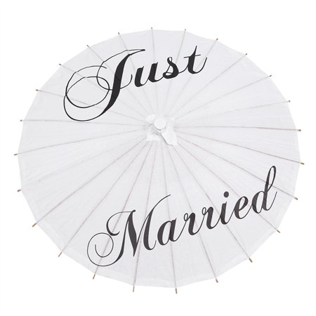 Yosoo 3 Types Beautiful White Paper Umbrella Wedding Party Bridal Decorations Photography Art Display,Paper Umbrella, Wedding Umbrella