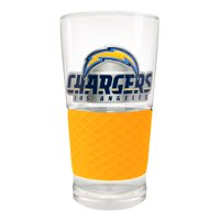 Los Angeles Chargers 22oz. Pilsner Glass with Silicone Grip - No Size