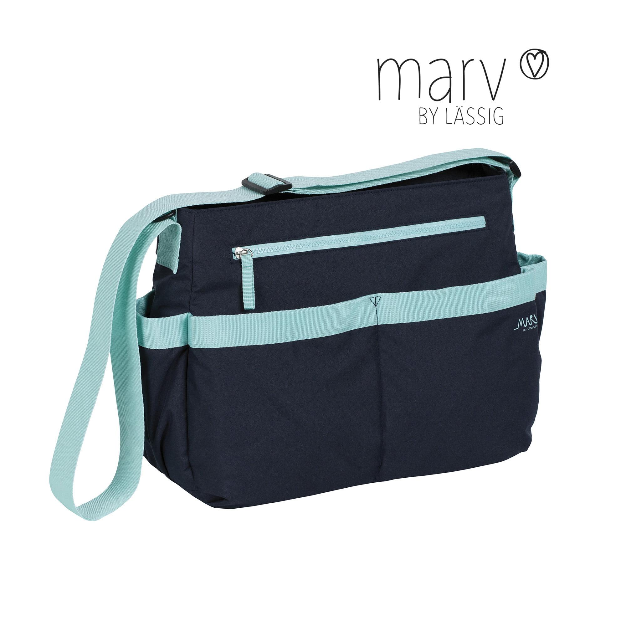 Marv Shoulder Bag Blue