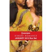 Harlequin Kimani Romance January 2015 Box Set - eBook