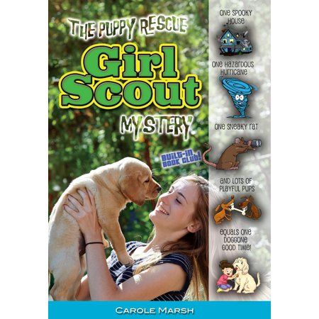 The Puppy Rescue Girl Scout Mystery