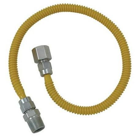 Brass Craft 3/8x36 Gas Connector CSSL54-36P