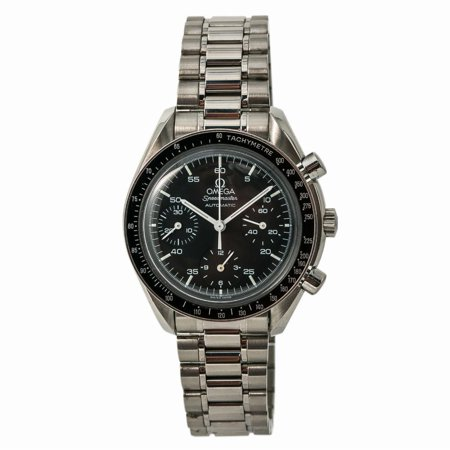 Pre-Owned Omega Speedmaster  3510.50 Steel  Watch (Certified Authentic & Warranty) Omega Silver Watch