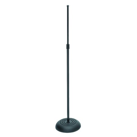On Stage MS7201B Round Base Microphone Stand,