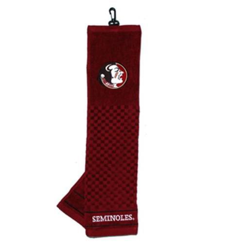 Team Golf 21010 Florida State Seminoles Embroidered Towel