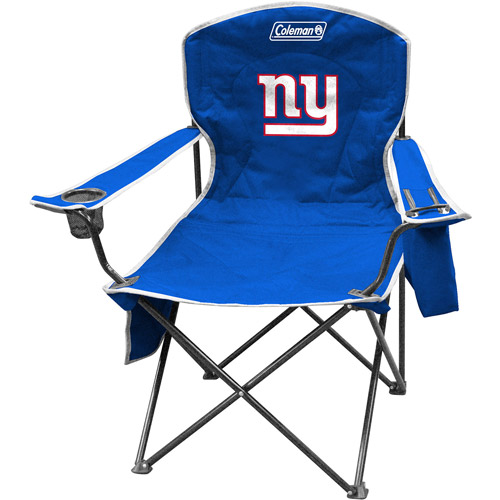 Coleman New York Giants Cooler Quad Chair