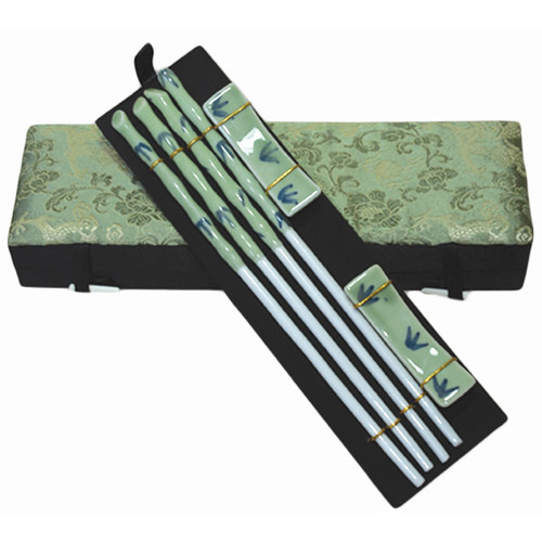 Oriental Furniture 7 Piece Chopsticks Set