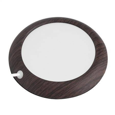 EU Noir 110V Jeffergarden Chauffage Tasse Tapis Chaud Pad /électrique Tactile imperm/éable /à leau pour caf/é th/é Lait m/énage Cuisine Maison