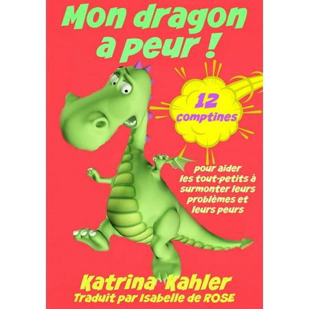 Mon dragon a peur! 12 comptines pour résoudre les problems - eBook - Les Comptines D'halloween