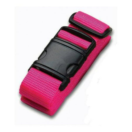 Neon Travel Belt, Pink
