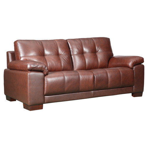 Abbyson Living Florence Leather Sofa