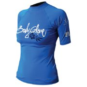 Basic Short Sleeve Lycra Shirt XS 1210W-XS-BB