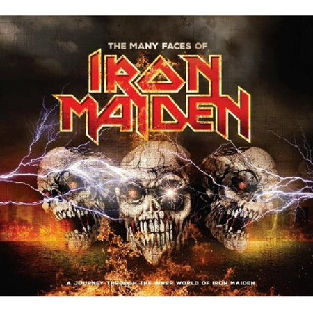 Many Faces Of Iron Maiden / Various (CD) (Halloween Is My Name Iron Maiden)