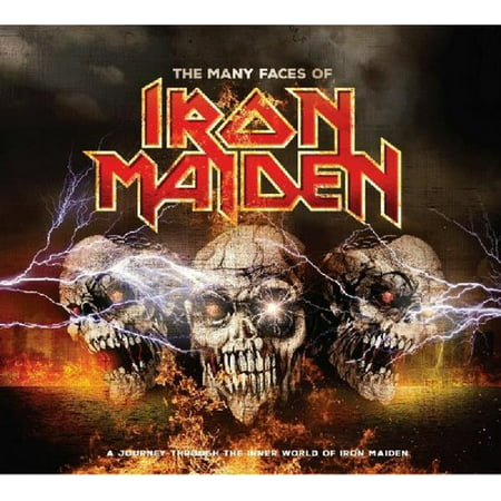 Many Faces Of Iron Maiden / Various (CD)