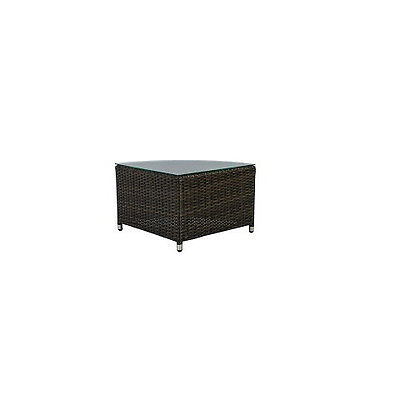 Source Outdoor SO-025-20 Circa 1 by 4 Coffee Table, Round Furniture by