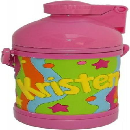 My Name Water Bottle   Kristen