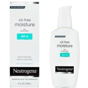 Neutrogena Oil-Free Moisture With Broad Spectrum Spf 15 Sunscreen, 4 Fl. Oz. (Pack of 12)