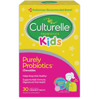 Culturelle Kids Probiotic Chewables, Supports Immune & Digestive Health, Berry, 30 ct