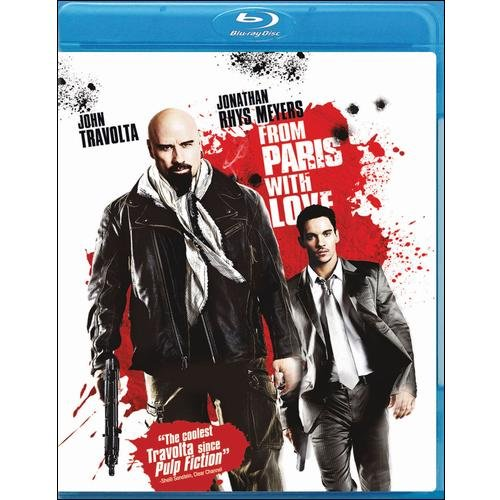 From Paris With Love (Blu-ray) (Widescreen)