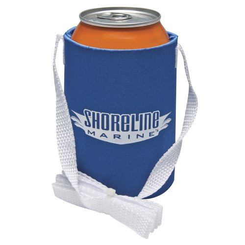 Shoreline Marine Drink Cooler with Strap