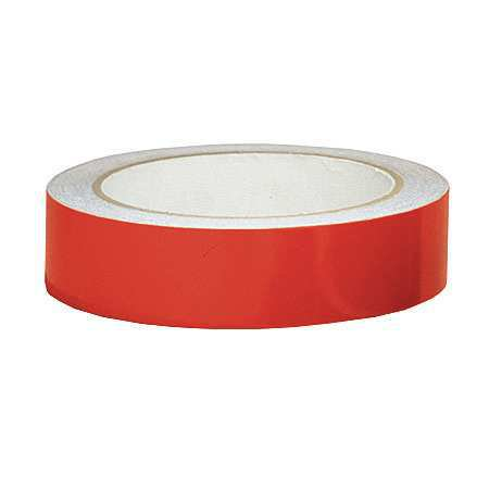Red Reflective Marking Tape, Incom Manufacturing, RST132SR3