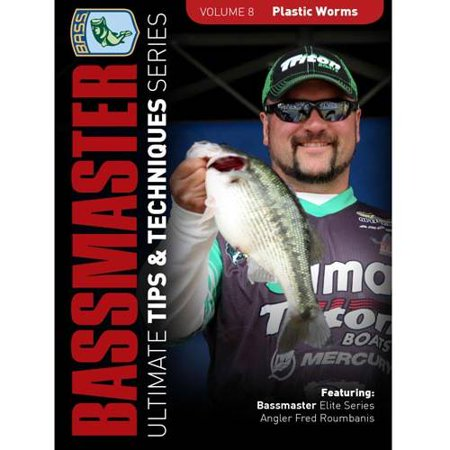 Bassmaster  Ultimate Tips And Techniques Series   Plastic Worms