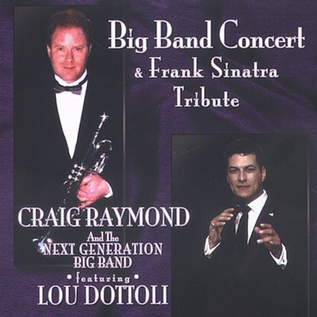 Big Band Concert and Frank Sinatra Tribute](Big Frank)