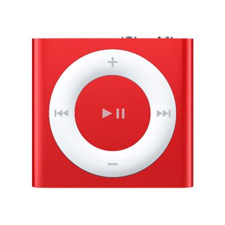 Арplе іРod Shuffle 4th Generation 2GB MP3 Player RED MD780LL/A