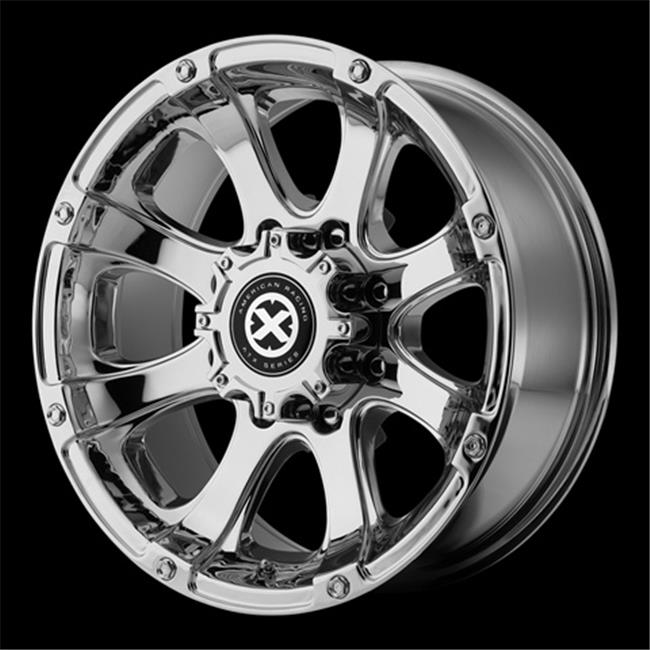 Wheel Pros 878087200 Atx Series Ax188 Ledge Wheel - Chrome Plated, 8 x 170