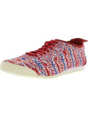 d53e26f7cef Product Image Onitsuka Tiger Men's Mexico66 Knit True Red / Ankle-High  Fashion Sneaker - 13M
