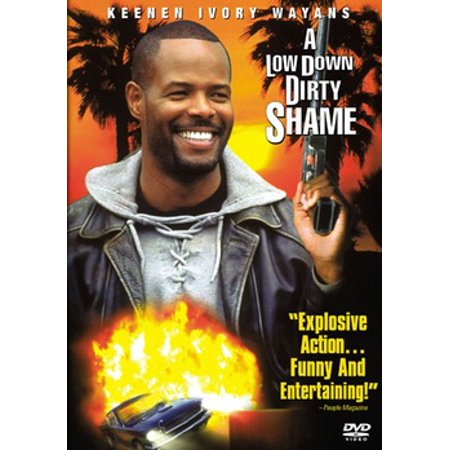 A Low Down Dirty Shame Dvd Walmart Com