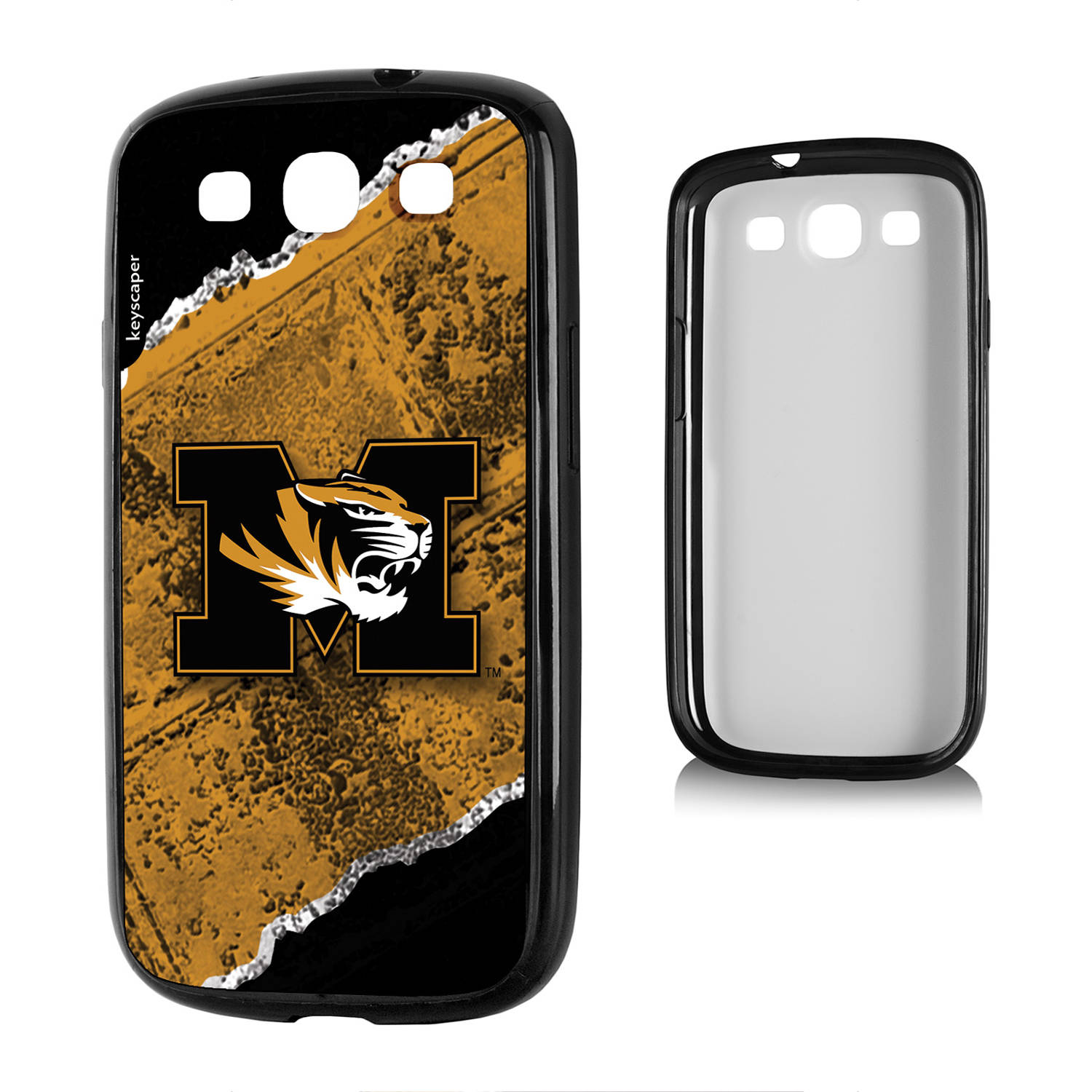 Missouri Tigers Galaxy S3 Bumper Case