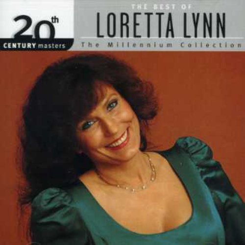 Loretta Lynn - 20th Century Masters: The Millennium Collection: The Best Of Loretta Lynn (Remastered) (CD)