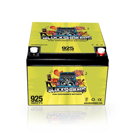 Green 12V 26AH 925 Watts M6/T6 High Current Battery replaces Odyssey PC925 ()