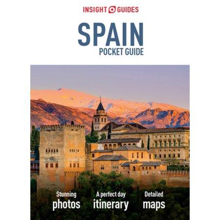 Insight Guides Pocket Spain (Travel Guide eBook) - eBook (Spain Pocket Guide)