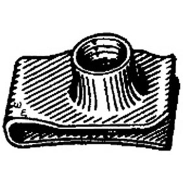 6.3 - 1 mm Foldover Nut - image 1 of 1