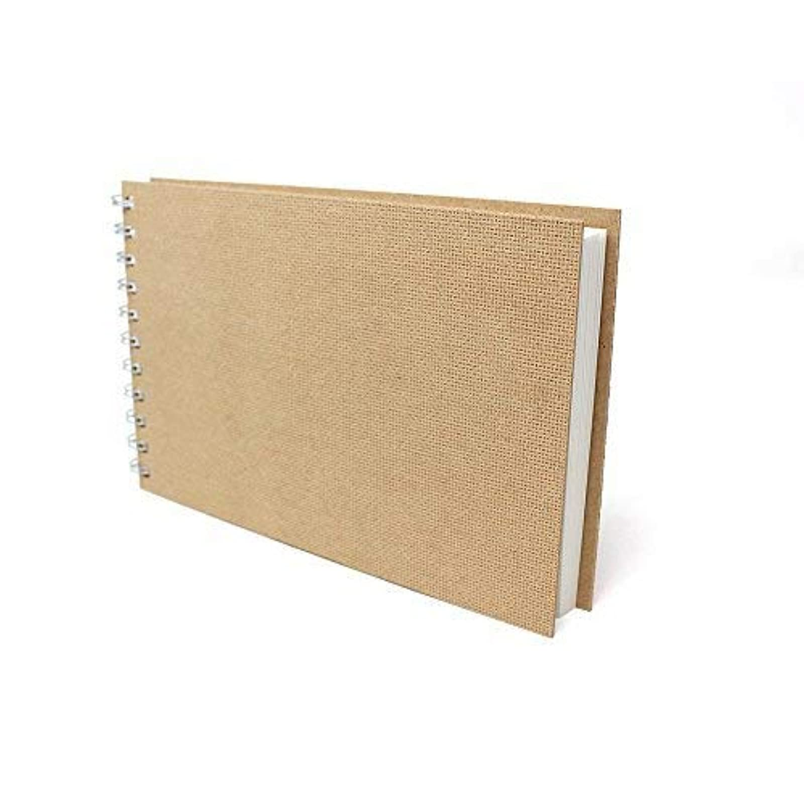 Artway Enviro Spiral Sketch book // Drawing Pad 100/% Recycled Hardcover Sketchbook 14 x 11 Landscape Recycled 170gsm // 105lb