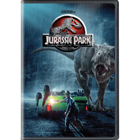 Jurassic Park (DVD) - Orange Park Movie Times