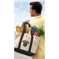 Baylor University Tote Bag CANVAS Baylor University Totes for TRAVEL BEACH SHOPPING