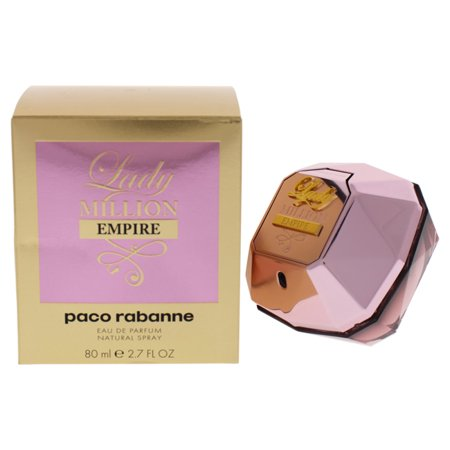 Lady Million Empire by Paco Rabanne for Women - 2.7 oz EDP Spray
