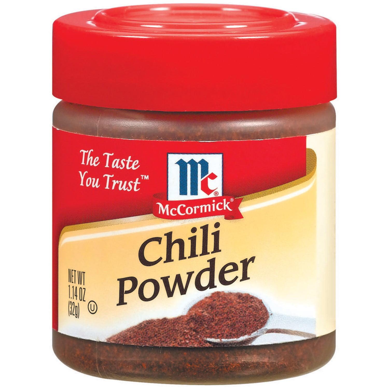 McCormick Chili Powder, 1.14 OZ