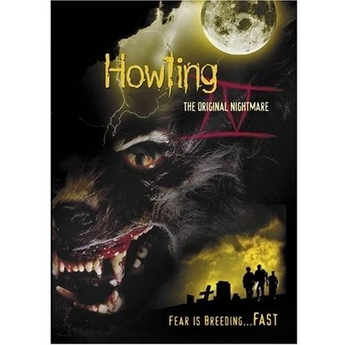 The Howling IV: The Original Nightmare (Full Frame)