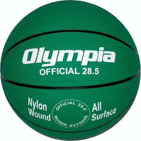 Olympia Sports BA482P Inter.  Olympia Basketball - Green ()